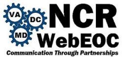 NCR WebEOC Logo
